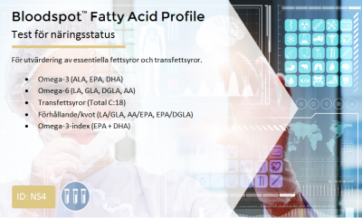 http://Bloodspot™%20Fatty%20Acid%20Profile